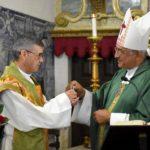 Montijo e Sarilhos Grandes: Tomada de posse do Padre João Rosa