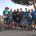 Palhais/Santo António: Jovens em acampamento de verão
