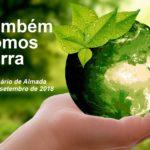 """Seminário de Almada recebe encontro """"Também somos Terra"""""""