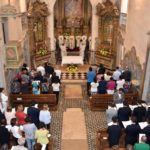 Seminário: Inauguração de busto de D. Manuel Martins e instituição de Acólito marcam dia de festa