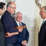 Associação Vale de Acór condecorada pelo Presidente da República