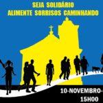 Samouco: Caminhada Solidária para alimentar famílias carenciadas