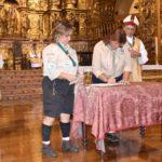 """Escuteiros de Setúbal têm nova equipa regional: """"Em espírito de serviço, à imagem de Cristo"""""""
