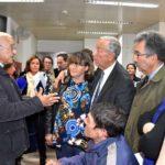 Cáritas de Setúbal: Presidente da República visitou Centro Social São Francisco Xavier