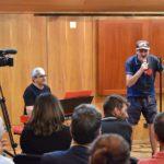 «A música utilizada como psicoterapia é regeneradora e ajuda a transformar as pessoas» – Carlos Barreto Xavier