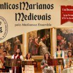 Paróquia da Anunciada promove Cânticos Marianos Medievais