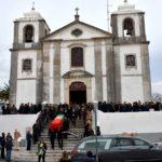 Palmela: Bispo de Setúbal presidiu às exéquias de Luís Rosindo, copiloto do INEM