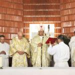 Festa da Sagrada Família: D. José Ornelas presidiu à Eucaristia em Vila Nova de Caparica