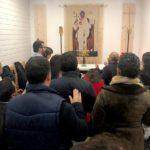 Comunidade Shalom: Passagem de ano em oração e louvor
