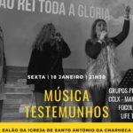 Palhais/Santo António: Concerto no início da semana de oração pela unidade dos cristãos
