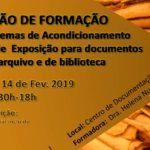 Centro de Documentação promove ação de formação em prol da cidadania cultural