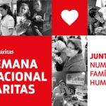 """Cáritas: """"Juntos numa só família humana"""" é o tema para a semana nacional"""