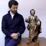 Arte Sacra: Rezar com Arte – Escultura de São José