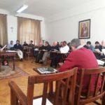 Formação do Clero sobre a XV Assembleia Geral Ordinária do Sínodo dos Bispos