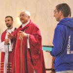Dia Mundial da Juventude, em Domingo de Ramos, marcado pelo encerramento das visitas pastorais à vigararia da Caparica