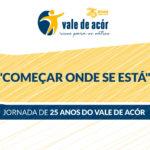 Associação Vale de Acór organiza jornada comemorativa dos 25 anos