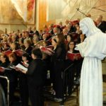 Cantata a Cristo Rei na Paróquia de Almada