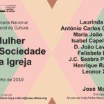 Cultura: 15.ª Jornada Nacional – A Mulher na Sociedade e na Igreja