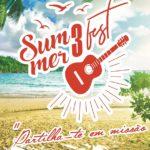 Pastoral das Missões: Festival 'Summer3Fest' está de volta, de 12 a 14 de julho na Caparica