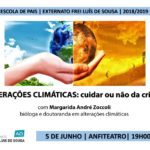 "Externato Frei Luís de Sousa adere à rede ""Cuidar da Casa Comum"""
