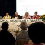 LOC/MTC: Congresso Nacional foi dedicado ao tema da dignificação do trabalho na era digital