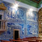 Moita: Novena à luz dos azulejos… com 300 anos