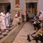 Bênção de nova estátua de Santa Teresa de Calcutá na Paróquia da Anunciada (Setúbal)