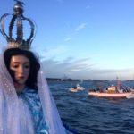 Festa de Tróia 2019: a Virgem do Rosário de Tróia visitou o seu povo