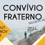 Convívio Fraterno para jovens: 31 outubro a 3 de novembro