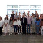 Universidade: Núcleo de Estudantes Católicos da FCT iniciou atividades com Eucaristia presidida pelo Bispo diocesano