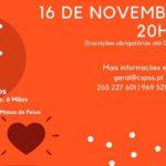 Centro Comunitário de São Sebastião (Setúbal) organiza jantar solidário