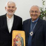 Bispo da Igreja Greco-Católica Ucraniana visitou comunidades de Montijo e Setúbal