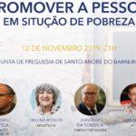 Santo André e Alhos Vedros: Comunidade Dehoniana celebra III Dia Mundial dos Pobres