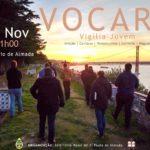 Semana dos Seminários: Vigília VOCARE no Seminário de Almada, a 15 de novembro