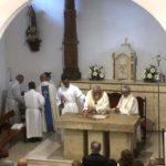 Charneca de Caparica: Dedicação do altar da Igreja Matriz