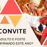 Encontro de Crismados adultos realiza-se no Santuário de Cristo Rei, a 24 de novembro