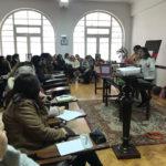 """Catequese: sessão de formação """"Despertar da Fé"""" refletiu a questão do sacerdócio"""