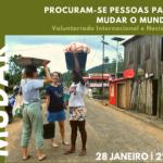 Leigos para o Desenvolvimento: procuram-se pessoas para mudar o mundo!