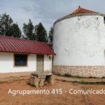 """CNE: Comunicado do Agrupamento 415 Santa Maria sobre a """"CASA ABRIGO"""""""