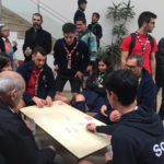 Saúde: Paróquia da Sobreda promoveu 1º Encontro Intergeracional