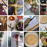"""Semana Santa 2020: famílias da Diocese aderiram com entusiasmo ao itinerário """"Cruz em Rede"""""""