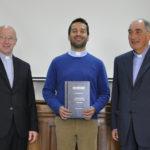 Padre Daniel Nascimento defendeu a tese final de licenciatura canónica em Ciências Bíblicas e Arqueologia