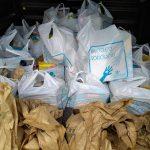 Sesimbra e Quinta do Conde: entrega de cabazes a famílias carenciadas