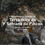 """Igreja em Rede: Terça-feira da V Semana da Páscoa – """"Dou-vos a minha paz"""" (Jo 14, 27-31a)"""
