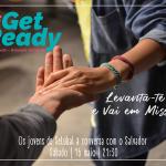 #GetReady maio: Levanta-te e VAI EM MISSÃO!