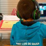 """Externato Frei Luís de Sousa: a adaptação ao ensino à distância de uma escola que """"não quer excluir ninguém"""""""