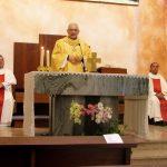 13 de maio: Unido ao Santuário de Fátima, D. José Ornelas celebrou Eucaristia no Santuário de Cristo Rei