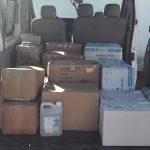 """""""A mim o fizeste"""": CNE de Setúbal doou cerca de 17.500€ em materiais de proteção individual aos três principais hospitais da região"""