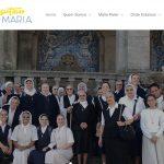Apresentação de Maria: congregação tem novo sítio na Internet