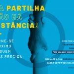 """""""NA PARTILHA NÃO HÁ DISTÂNCIA!"""": Diocese de Setúbal lança campanha de solidariedade para apoiar pessoas afetadas pela pandemia"""